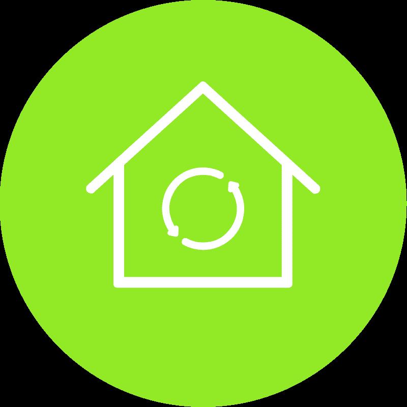 Icon Entwicklung von Campuslösungen